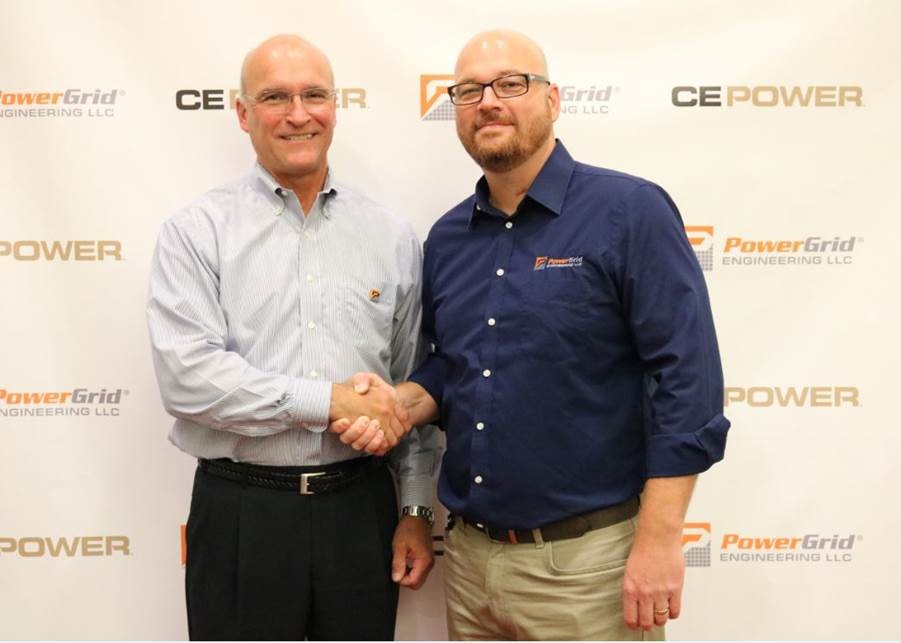 CE Power and Power Grid Engineering Merge and Form New Holding Company